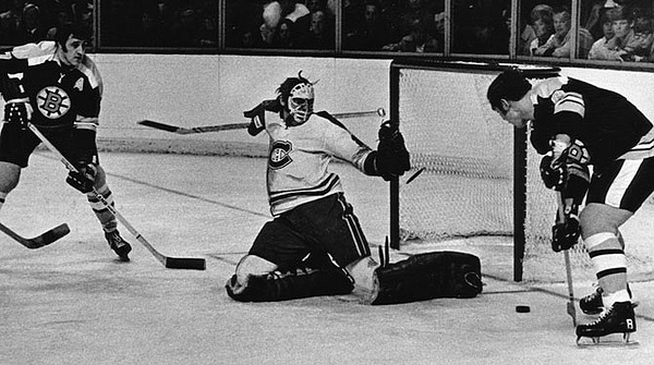 Canadiens-Bruins: 1971